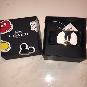 NWT Coach Disney Mickey Bangle